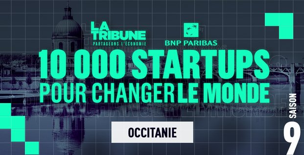 10000 startups Toulouse 2021