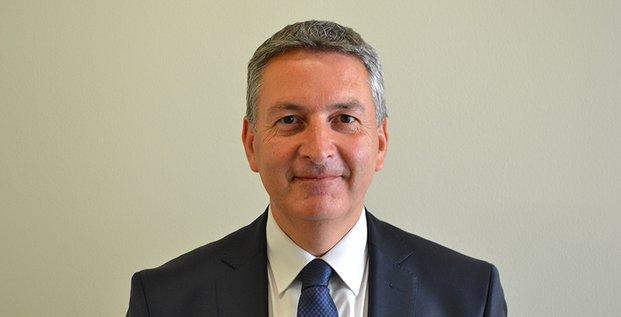 Jérôme Grand, directeur territorial Bourgogne-Franche-Comté SNCF Réseau