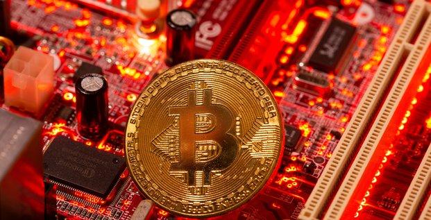 Bitcoin: la police allemande a la recherche d'un mot de passe a 50 millions d'euros