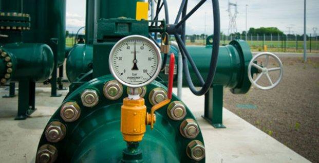 Canalisation gaz