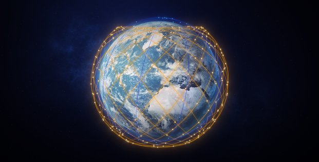Telesat constellation Lightspeed Thales Alenia Space