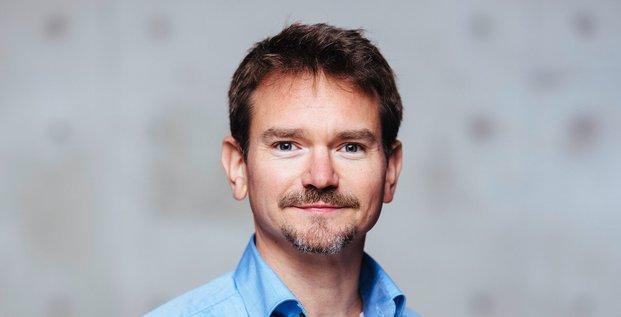 Olivier Reppert, PDG de ShareNow