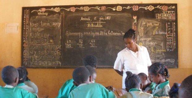 école éducation écoliers Madagascar