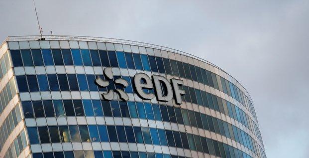 Edf evalue a €15-20 mds de plus le doublement de l'objectif de renouvelables