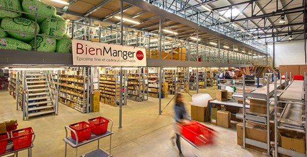 Bienmanger.com, site lozérien de e-commerce spécialisé en épicerie fine, produits bio et vins