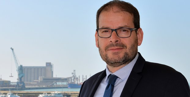 Michel Puyrazat président port de La Rochelle