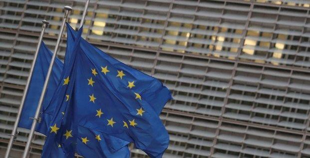 Zone euro: la contraction du pib revisee a 0,6% au quatrieme trimestre