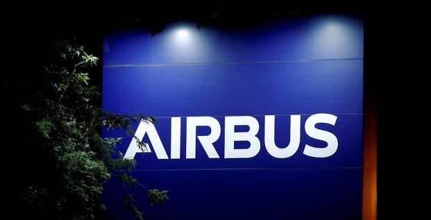 Airbus vise une hausse de son resultat operationnel ajuste en 2021