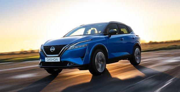 Nissan Qasqhai 2021