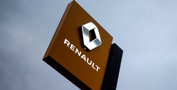 Renault: perte historique de 8 milliards d'euros en 2020 mais rebond au s2