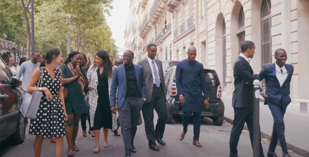 young leaders french-aricain foundation