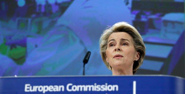 Coronavirus: l'ue va fournir 500 mlns d'euros supplementaires au programme covax