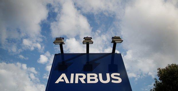 Airbus explore la technologie electrique hybride pour ses futurs avions