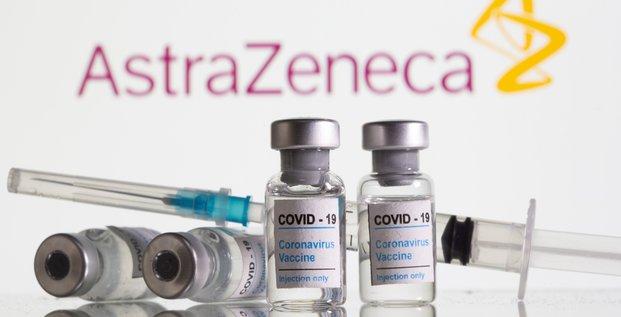 France: le taux d'utilisation du vaccin d'astrazeneca a 24% fin fevrier
