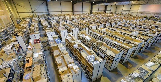 Entrepôt Logistique SDS
