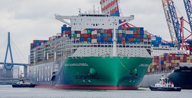 shipping commerce mondial