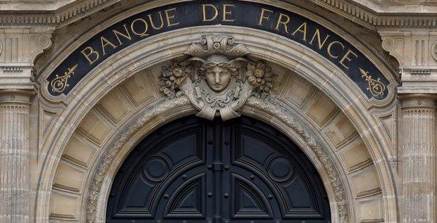 La banque de france prevoit une legere croissance au premier trimestre