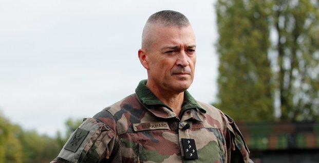 Thierry Burkhard, général