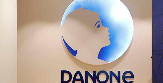 Danone a suivre a la bourse de paris