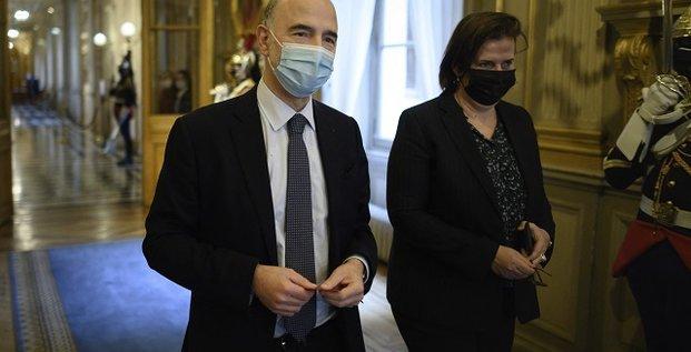 Pierre Moscovici cour des comptes