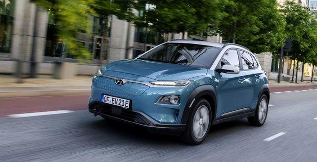Hyundai Kona Electrique