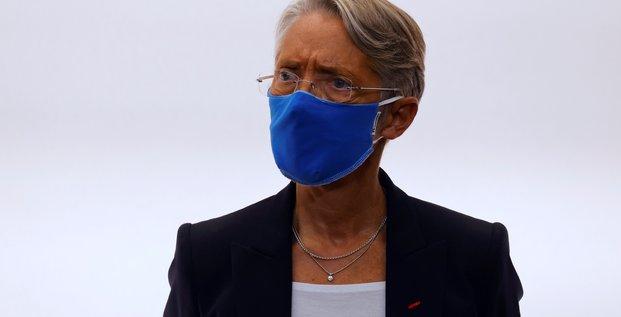 Borne hospitalisee apres avoir ete contaminee par le coronavirus, annonce le ministere