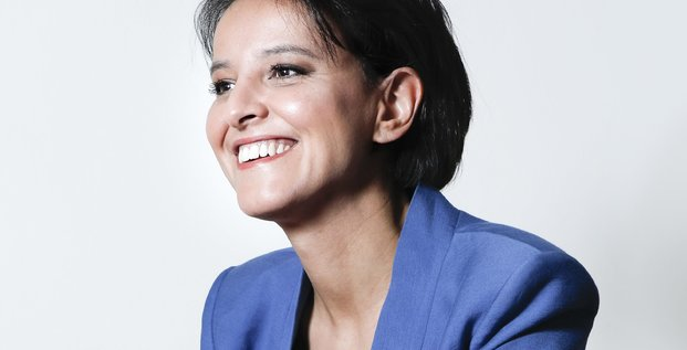 Najat Vallaud Belkacem Portrait 2021