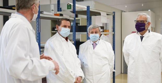 Étienne Guyot et Alain Di Crescenzo