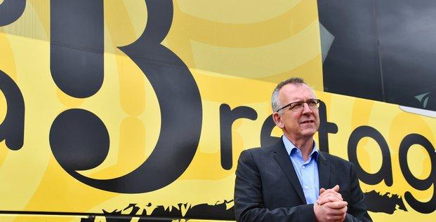 Élections régionales/Thierry Burlot