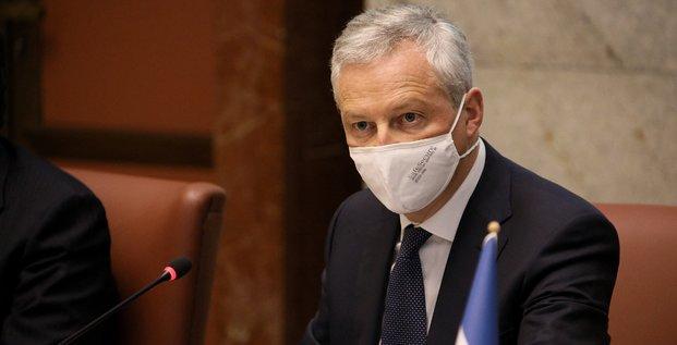 Bruno Le Maire,