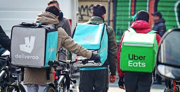 uber deliveroo