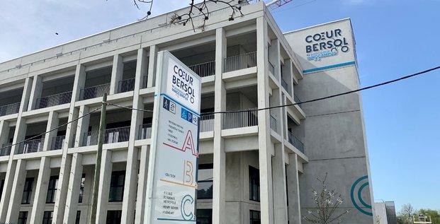 Bordeaux Inno Campus