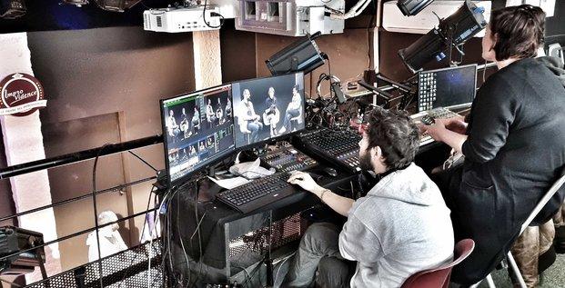 Studio vidéo Théâtre Improvidence
