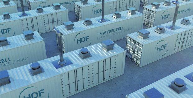 Hydrogène de France HDF