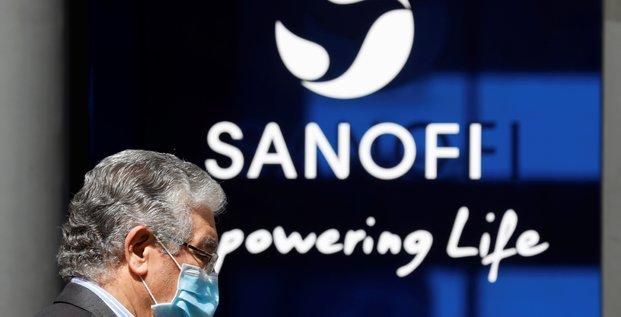 Sanofi a suivre a paris