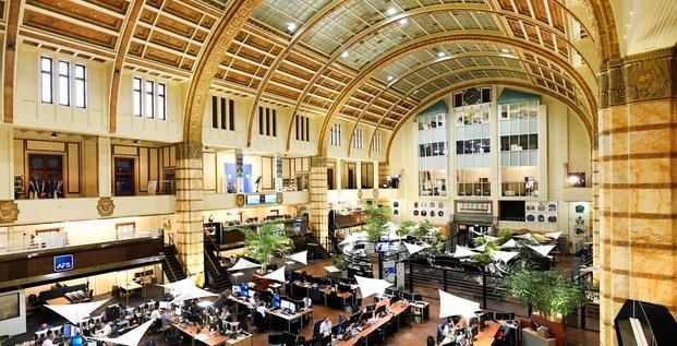 Bourse d'Amsterdam