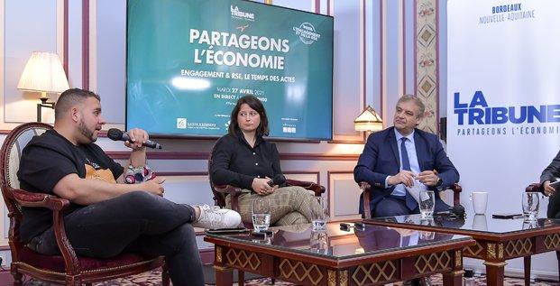 Partageons l'économie RSE