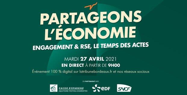 Partageons l'Economie - RSE