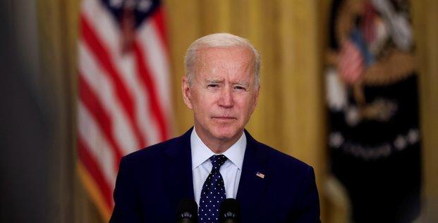 Usa: joe biden va defendre ses plans de depenses devant le congres