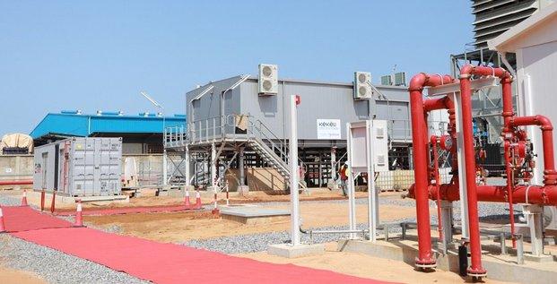 centrale electrique kekeli togo