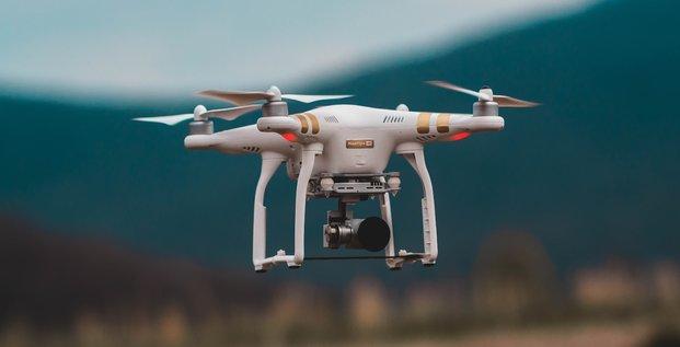 Illustration drone