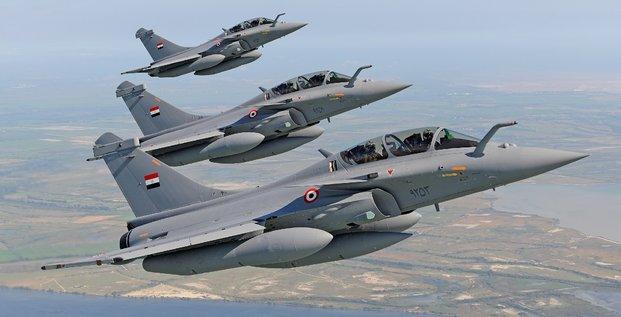 Rafale Dassault Aviation Egypte
