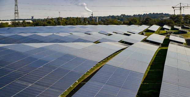 Centrale solaire de Labarde