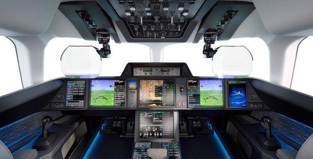 Falcon 10X Dassault