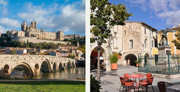 Les marchés immobiliers des villes moyennes de Béziers et Lunel retrouvent-ils de l'attractivité ?
