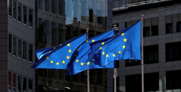 La commission europeenne releve ses previsions de croissance en zone euro pour 2021 et 2022