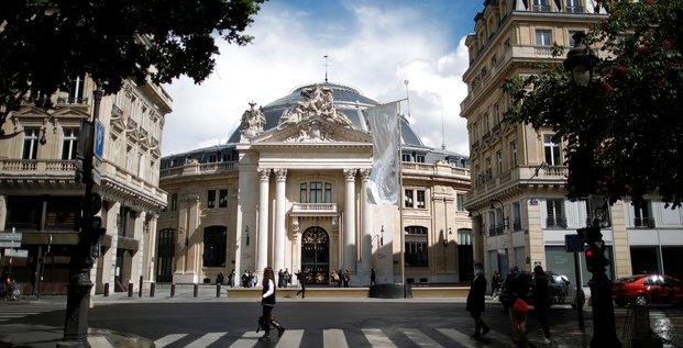 A la bourse du commerce, francois pinault imprime sa marque sur l'art parisien
