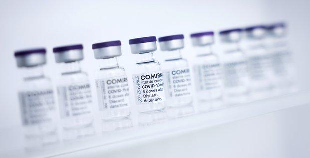 L'ema autorise le stockage du vaccin pfizer-biontech a 2-8°c pendant un mois