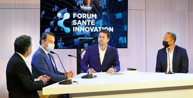 Forum Santé Innovation Montpellier, 18 mai 2021