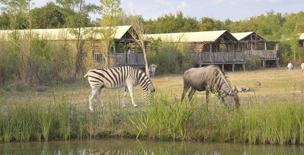 Le Pal parc animalier